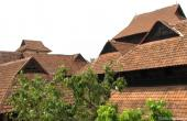 Roof of the Padmanabhapuram Palace